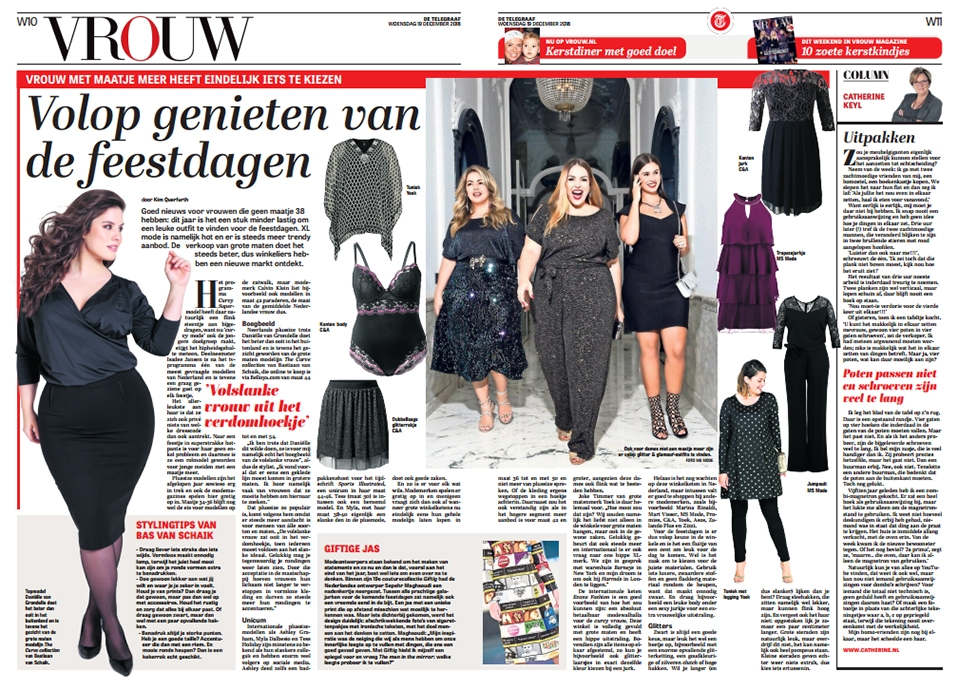 As Seen in | TELEGRAAF VROUW