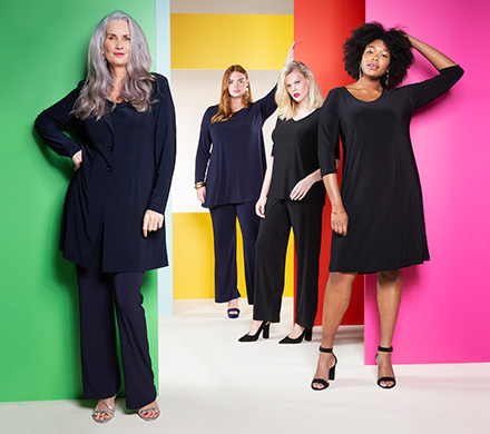 Plus Size Basics
